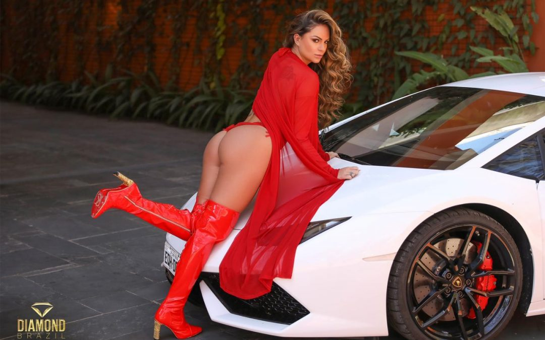 Bruna Marques é a nova capa da Diamond Brazil