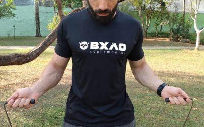 Empreendedor e esportista, Leandro Chemin é especialista em trade marketing e teve sua inspiração na prática do Jiu Jitsu