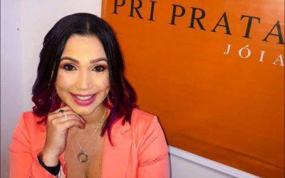 Empreendedora Priscila Xavier  lança nova coleção de Pratas e Semi joias
