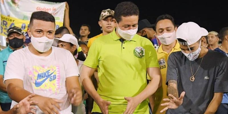 Prefeito Influenciador? Glêdson Bezerra eleito em Juazeiro do Norte (Ceará), obteve grande êxito nestas eleições através da internet