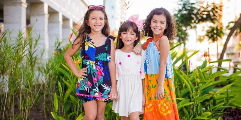 Confira o ensaio para a 'Mínima Infantil' com Nayara Alves, Sophia Braz, Katherine Matos, Maria Fernanda e Marininha Tavares