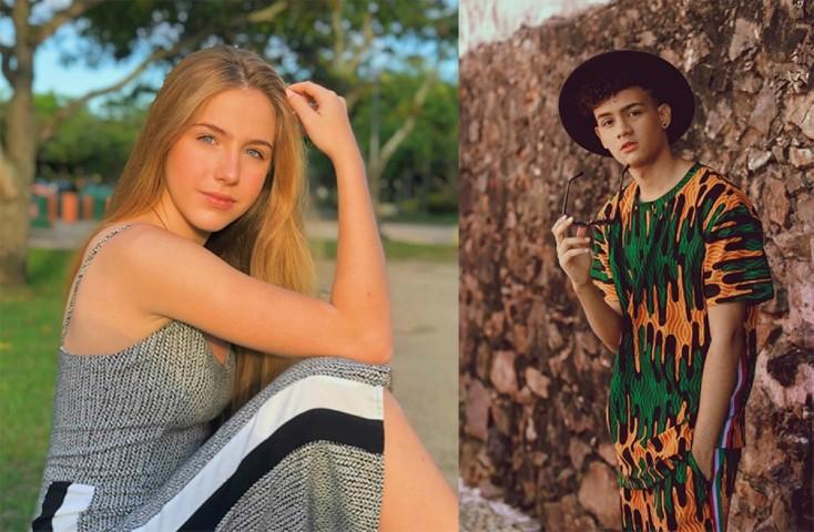 Dupla de cantores, Nicolle Castro e Lucas Deluti, lança clipe no YouTube