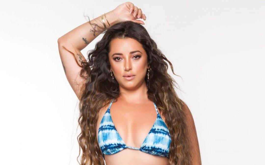 Influencer Camila Zanetti, estrela campanha de moda praia e terá programa no Youtube