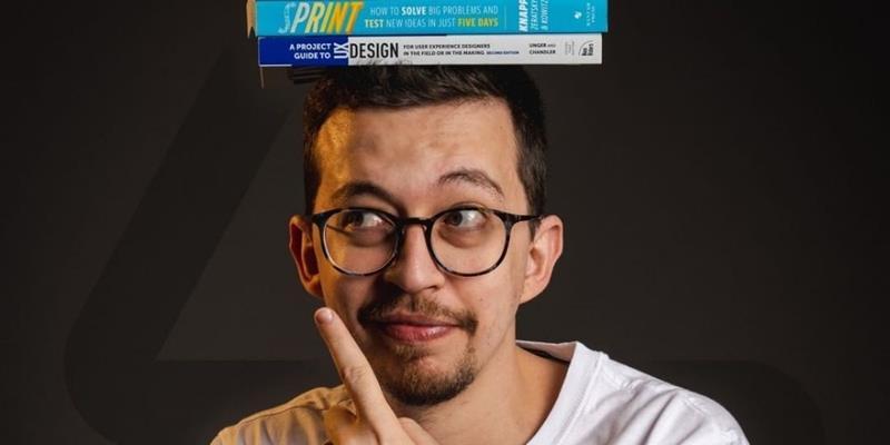 Especializada em experiência de usuários, Apparicio Bueno se destaca no setor de designer de produtos