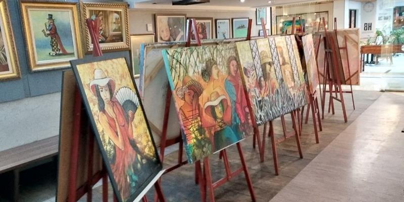 Exposição Casa, Estilo & Arte reúne  trabalhos de artistas plásticos renomados