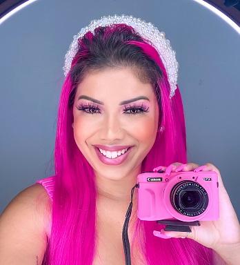 Rose Bello A Influenciadora Pink Da Internet