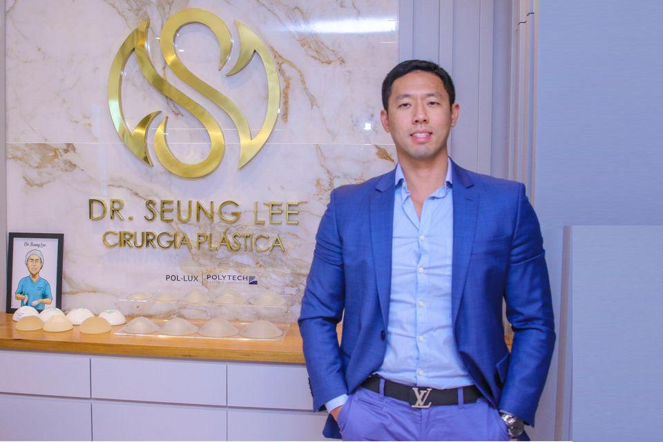Dr Seung Lee é o cirurgião plástico incansável, que nasceu para sua profissão
