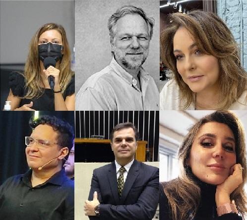 DIRETORIA DA ABSB E PRÓ-BELEZA SE REUNE COM PATRÍCIA ELLEN DO GOVERNO DE SÃO PAULO