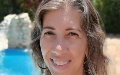 Luciana Torralles motivando mulheres todas as manhãs