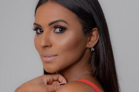 Carol Souza do programa na TV Band Bahia fala sobre sua trajetória de sucesso
