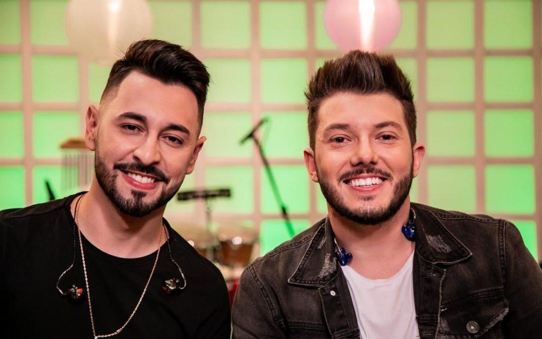 Roger & Gustavo lançam Prefiro Ficar Sem nas rádios