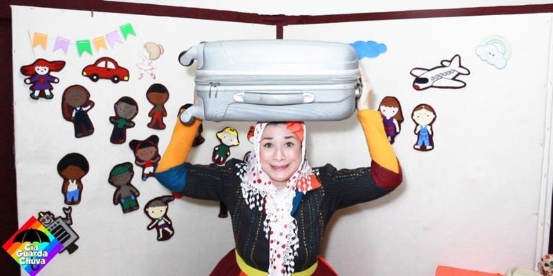 Litta Mogoff estreia espetáculo infantil educativo