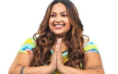 Verolayne Correia revela inspiração em programas de humor no começo de sua carreira