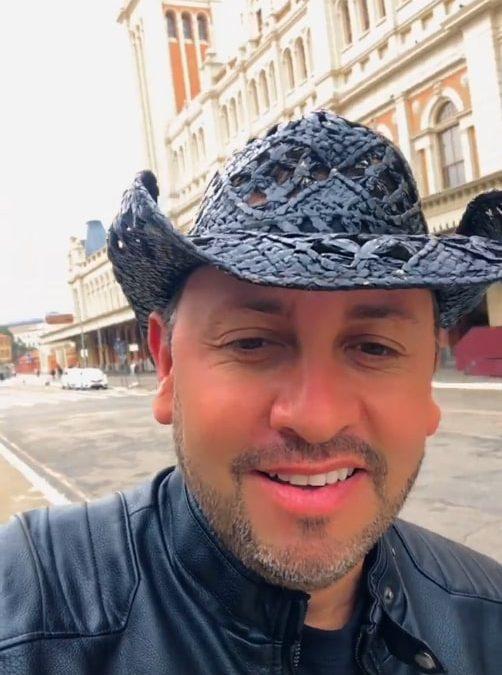 De Quebrangulo (AL) para o Mundo! Maciel Valente desembarca em São Paulo para novas parcerias musicais