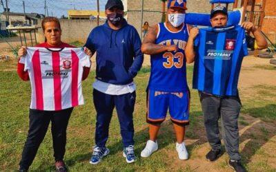 Twins OF RAP P.A & P.H constroem Centro Comunitário na cidade de Araucária