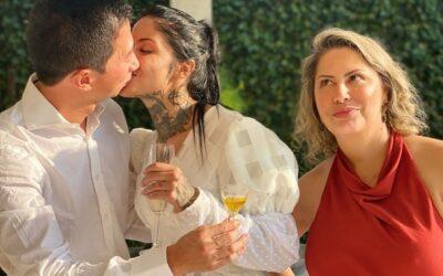 """Maisa Pacheco celebra noivado de sua filha: """"momento de muito amor e alegria"""""""