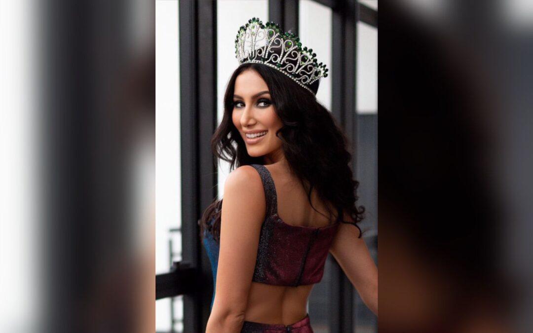 Anna Moura representará o Brasil no Miss ECO Internacional
