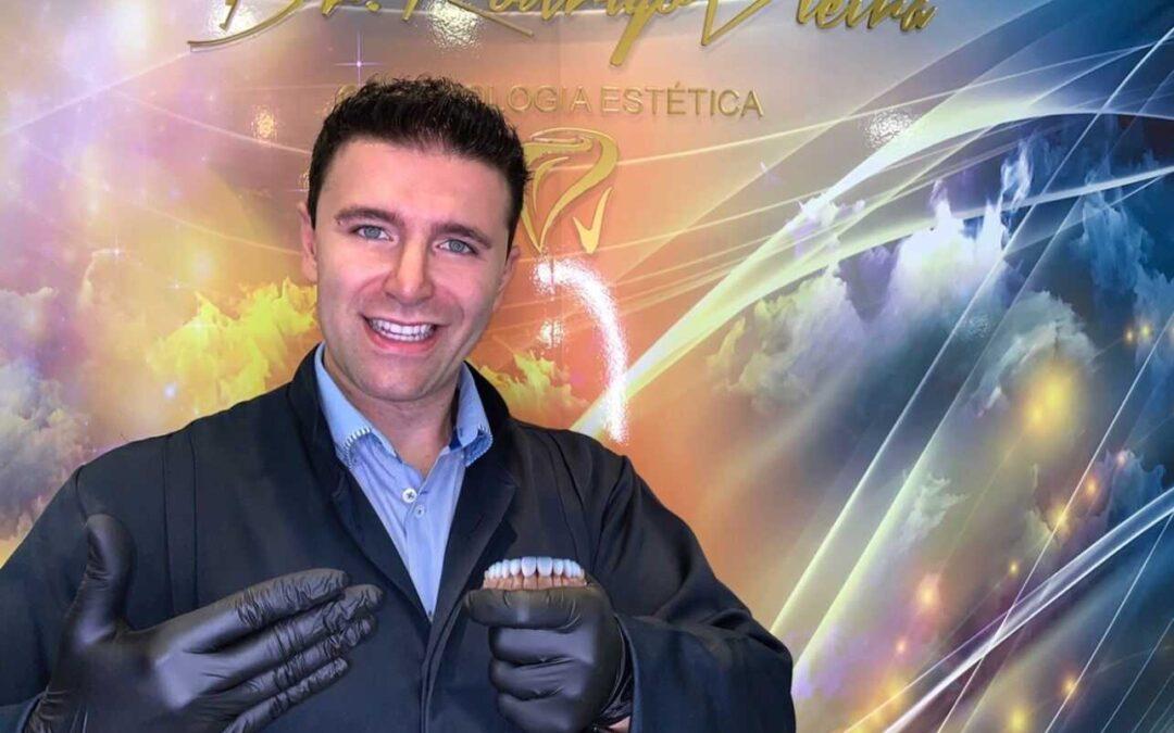 Dia Nacional da Saúde Bucal: dentista Rodrigo Vieira alerta para importância da data